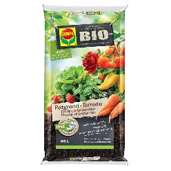 Compo Bio Potgrond Fruit & Groente 40 Liter